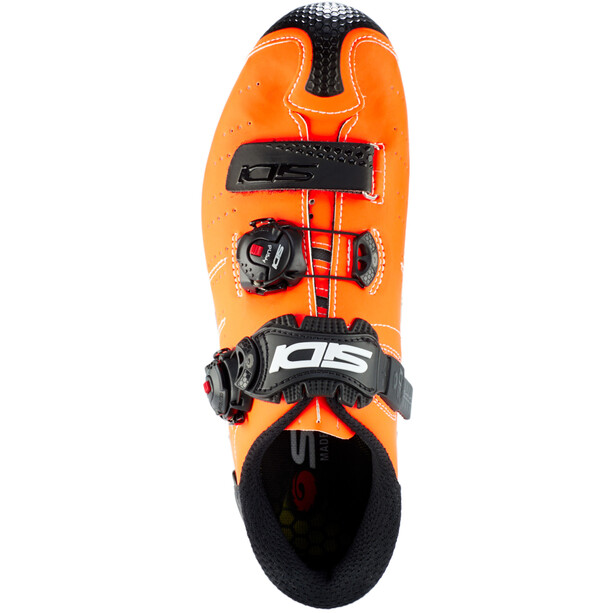 Sidi MTB Dragon 5 SRS Schuhe Herren matt orange/black