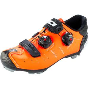 Sidi MTB Dragon 5 SRS Shoes Men マット オレンジ/ブラック
