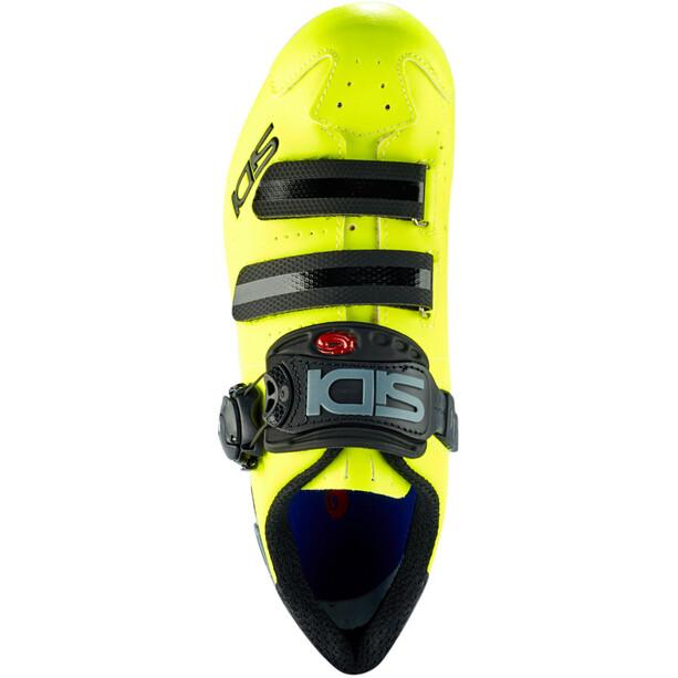 Sidi MTB Trace 2 Chaussures Homme, jaune/noir
