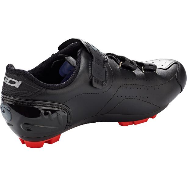 Sidi MTB Trace 2 Mega Schuhe Herren black/black