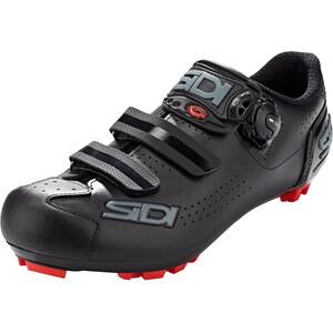 Sidi MTB Trace 2 Mega Shoes Men ブラック/ブラック