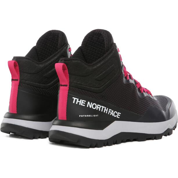 The North Face Activist FutureLight Chaussures Femme, zinc grey/tnf black