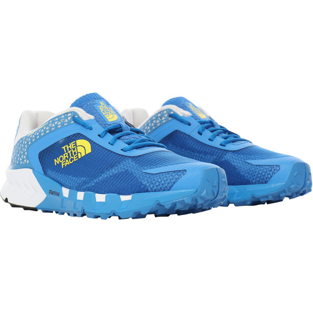 The North Face Flight Trinity Shoes Women, clear lake blue/tnf black