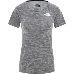 The North Face Impendor Seamless T-Shirt Damen tnf black white heather/tnf white tnf black white heather/tnf white