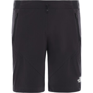 The North Face Impendor Alpine Shorts Women, weathered black/tnf black weathered black/tnf black