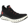 The North Face Oscilate Schuhe Damen tnf black/cayenne red