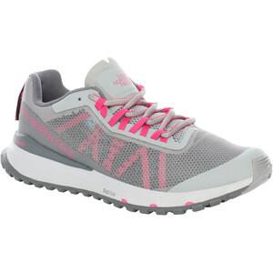 The North Face Ultra Swift Schuhe Damen griffin grey/mr.pink griffin grey/mr.pink