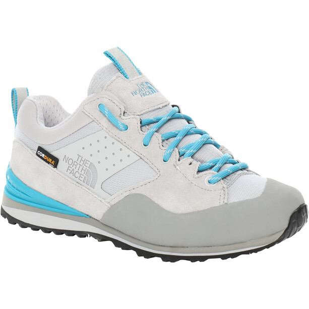 The North Face Verto Plasma III Shoes Women, micro xhip grey/caribbean sea