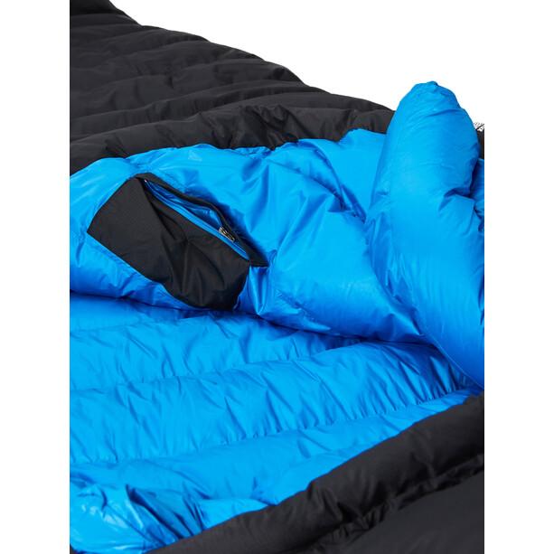 Marmot Paiju 10 Sleeping Bag black/clear blue
