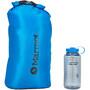 Marmot Paiju 10 Sleeping Bag Long black/clear blue