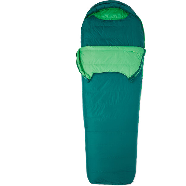 Marmot Yolla Bolly 30 Sleeping Bag Regular botanical garden/kelly green