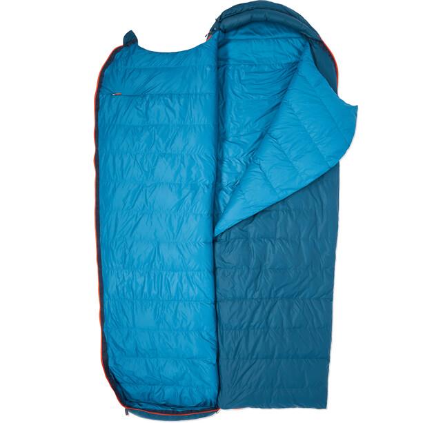Marmot Yolla Bolly 15 Sleeping Bag Regular denim/atlantic