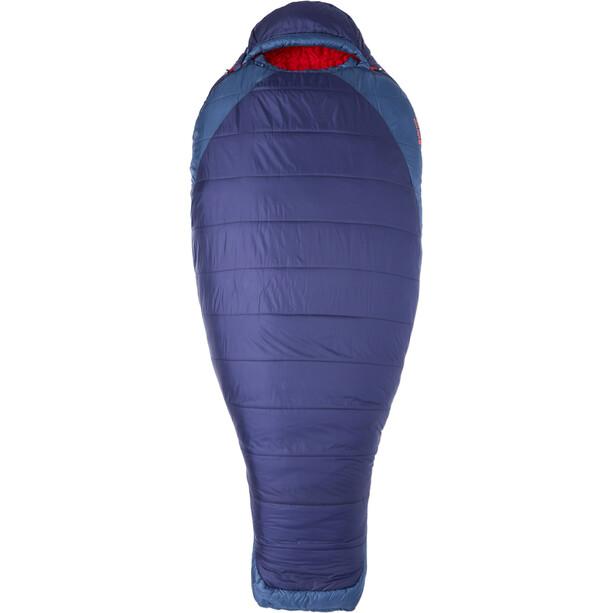 Marmot Trestles Elite Eco 20 Sleeping Bag Plus Dam midnight/storm