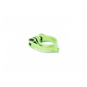 Sixpack Menace Sattelklemme Ø31,8mm grün grün