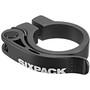 Sixpack Menace Sattelklemme Ø34,9mm black