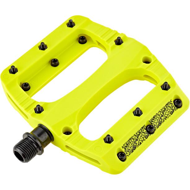 Sixpack Menace PA Pedale neon yellow