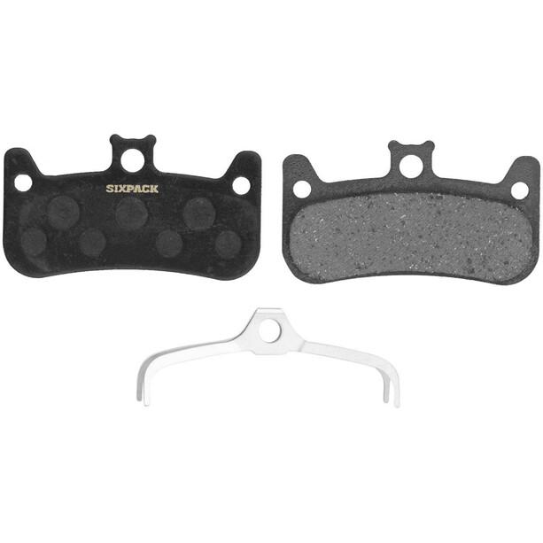 Sixpack Brake Pads Formula Cura Organic black