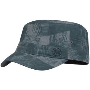 Buff Military Bonnet, gris gris
