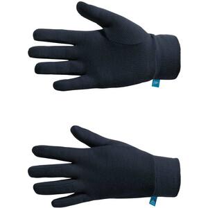 Odlo Warm Print Handschuhe navy new navy new