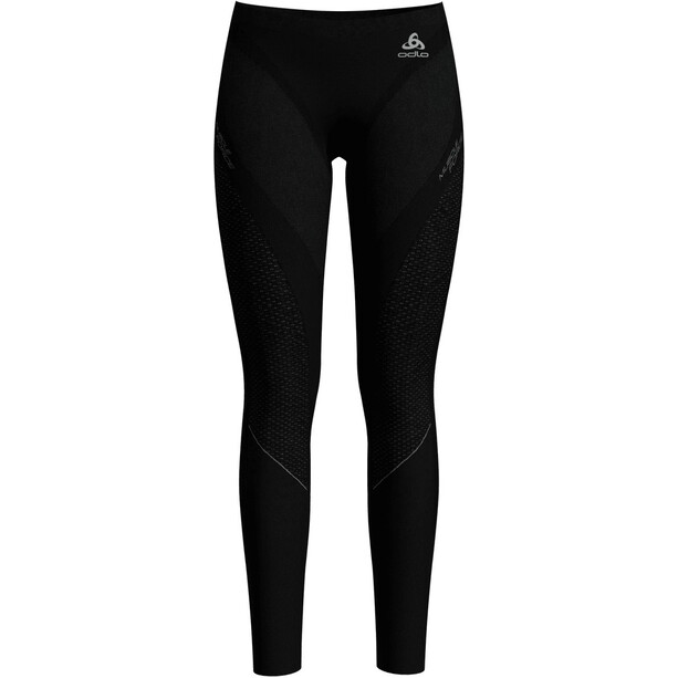 Odlo Performance Muscle Force Suw Tights Damen black/platinum grey