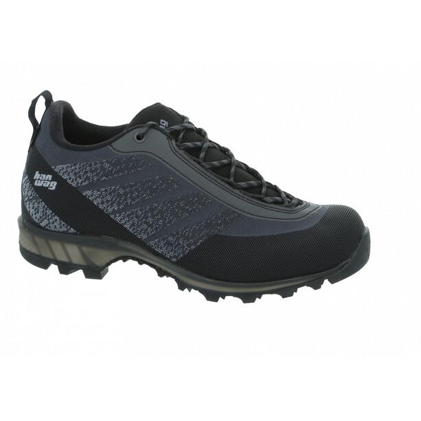Hanwag Ferrata Light Low-Cut Schuhe Herren grau/schwarz