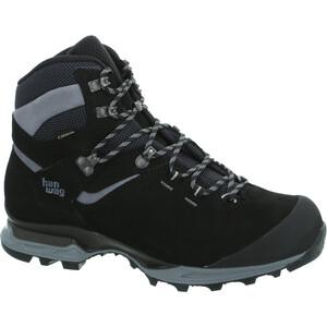 Hanwag Tatra Light Wide GTX Schuhe Herren schwarz/grau schwarz/grau