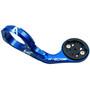 K-EDGE Pro Handlebar Mount for Garmin blue