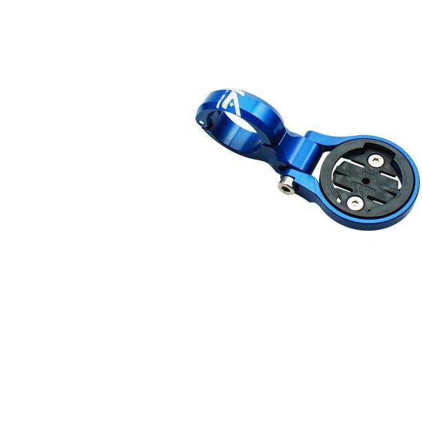 K-EDGE Sport TT Styrmontering Til Garmin, blå