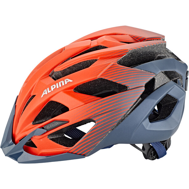 Alpina Valparola Helm indigo-cherry-drop