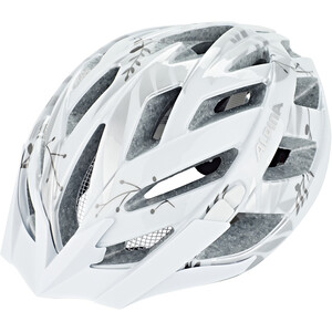 Alpina Panoma 2.0 Helm white-silver leafs white-silver leafs