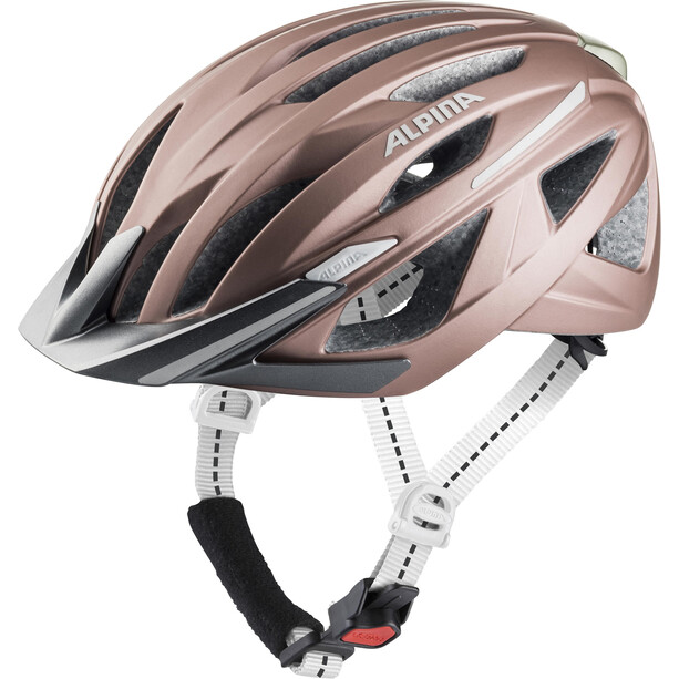 Alpina Haga Helm rose matt