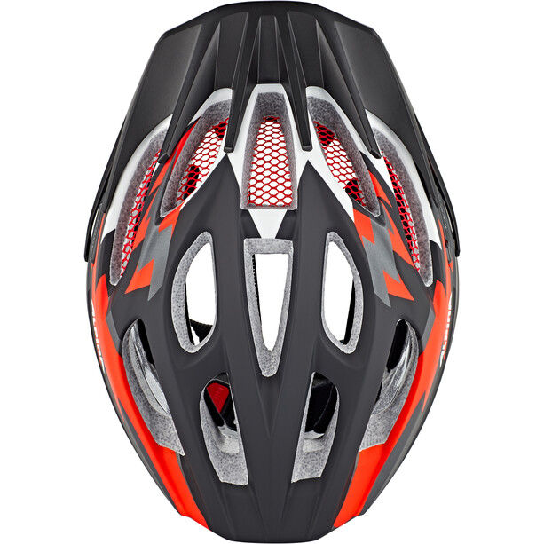 Alpina FB 2.0 L.E. Helm Jugend black-red matt