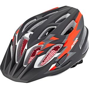 Alpina FB 2.0 L.E. Helmet Youth black-red matt black-red matt