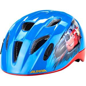 Alpina Ximo Disney Casque Enfant, bleu/rouge bleu/rouge