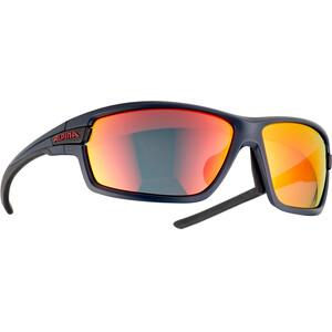 Alpina Tri-Scray 2.0 Bril, zwart zwart