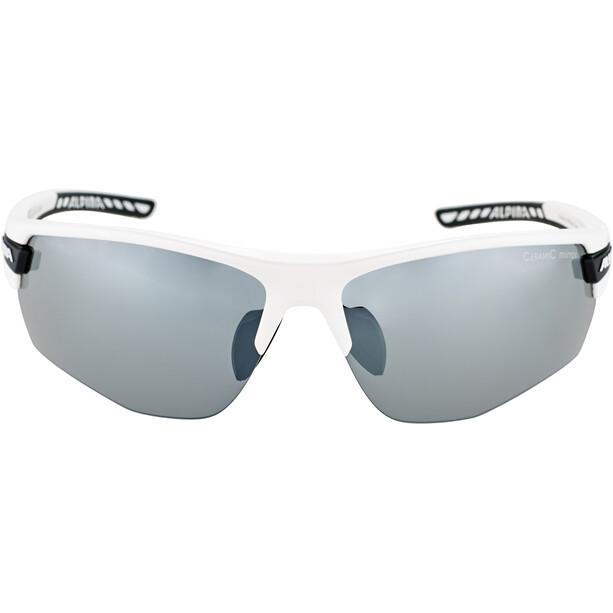 Alpina Tri-Scray 2.0 HR Brille, hvid/sort