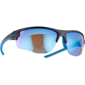 Alpina Tri-Scray 2.0 HR Gafas, negro/azul negro/azul