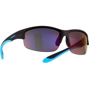 Alpina Flexxy HR Brille Jugend schwarz/blau schwarz/blau