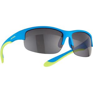 Alpina Flexxy HR Gafas Jóvenes, azul/verde azul/verde