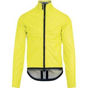 ASSOS Equipe RS Evo Kurtka przeciwdeszczowa Mężczyźni, żółty żółty
