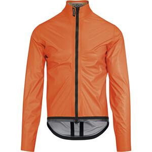 ASSOS Equipe RS Evo Regenjacke Herren orange orange