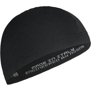ASSOS roboFoil G2 Helm Cap schwarz schwarz