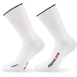 ASSOS RSR Sokker Hvit Hvit