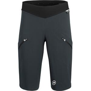 ASSOS Trail Cargo Shorts Herren grau/schwarz grau/schwarz