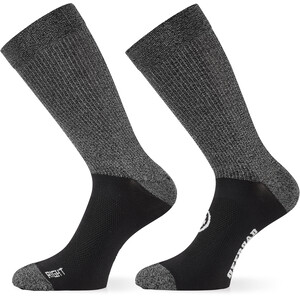ASSOS Trail Socks black series black series