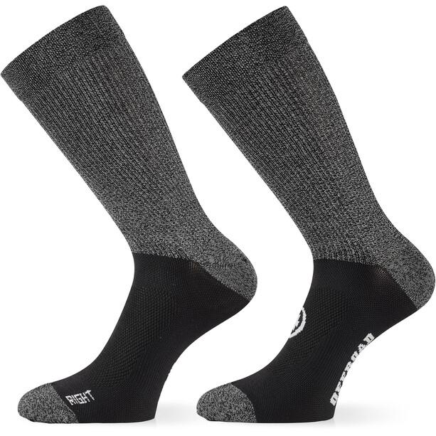 assos Trail Socken black series