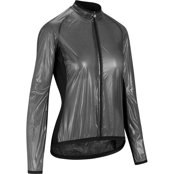 ASSOS UMA GT Evo Clima Jacke Damen black series