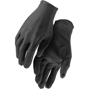 ASSOS XC Full-Finger Gloves black series black series