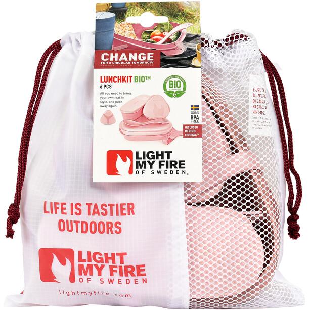 Light My Fire LunchKit BIO dustypink