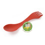 Light My Fire Spork Original BIO (Bulk) rockyred